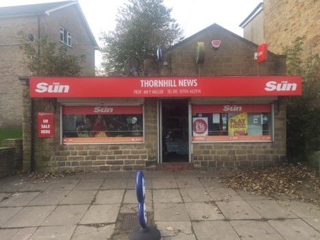 Thumbnail Commercial property for sale in Edge Lane, Thornhill, Dewsbury