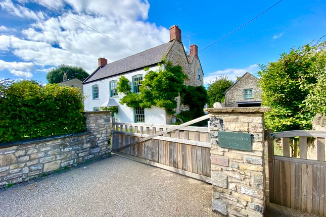 Thumbnail Detached house for sale in Wick Road, Bishop Sutton, Bristol