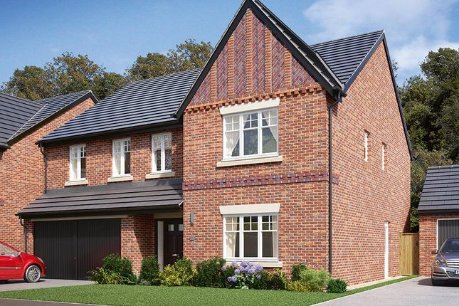 "Thumbnail Detached house for sale in ""The Kirkham"" at Badby Road West, Daventry"