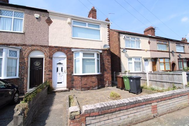 Thumbnail Terraced house to rent in Crosender Road, Crosby, Liverpool