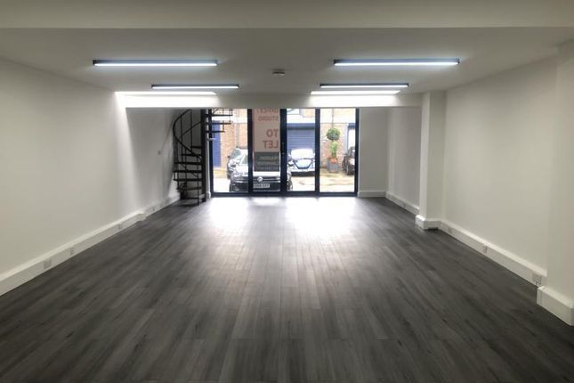 Office to let in 11 Calico Row, Plantation Wharf, Battersea