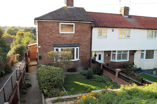 End terrace house for sale in St Williams Way, Rochester