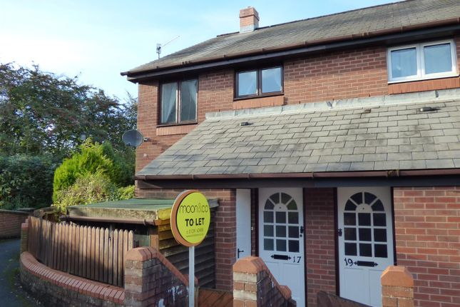 Thumbnail Flat to rent in School Hill, Chepstow