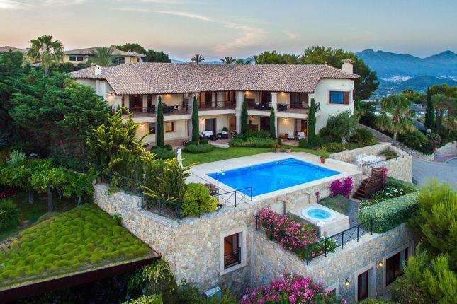 6 bed villa for sale in Port Andratx, Mallorca, Balearic Islands