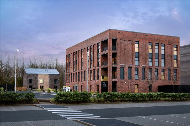 Thumbnail Flat for sale in Plot 20 - Prince's Quay, Pacific Drive, Glasgow