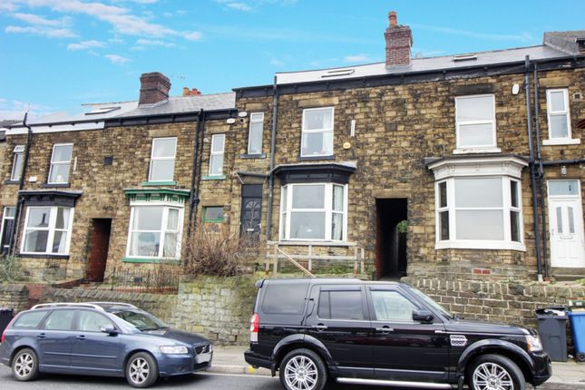 Thumbnail Terraced house for sale in Ecclesall Road, Sheffield, South Yorkshire