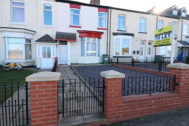 Thumbnail Flat to rent in Norton Road, Stockton - On - Tees