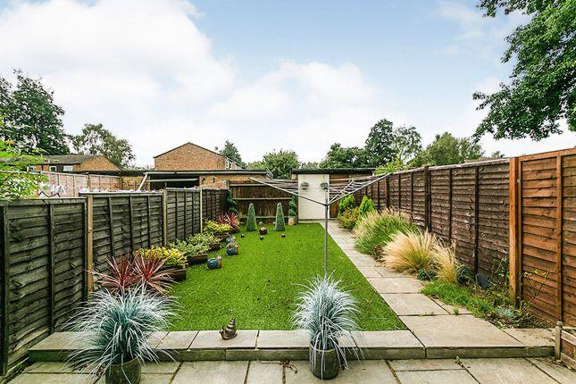 Garden of Millfield, New Ash Green, Kent DA3