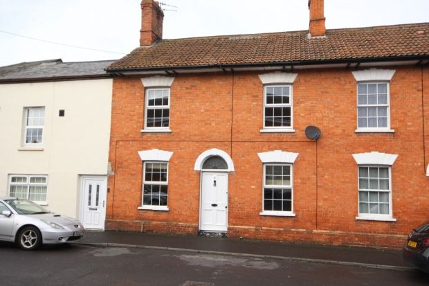 Thumbnail Terraced house for sale in Clare, Clare Street, North Petherton, Bridgwater