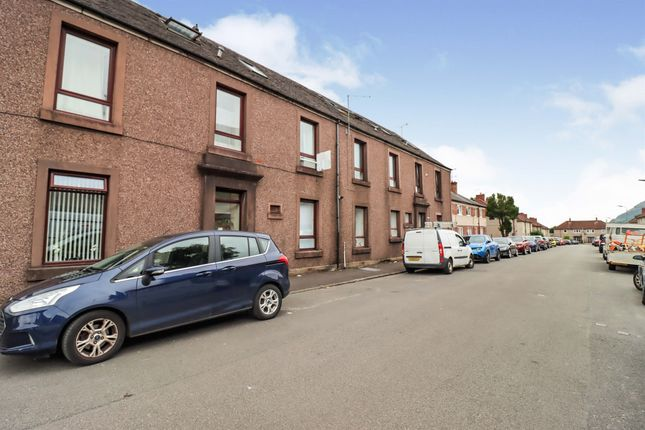 Thumbnail Flat for sale in West Johnstone Street, Alva