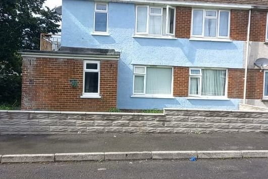 Thumbnail Flat for sale in Maescader, Pencader, Carmathenshire
