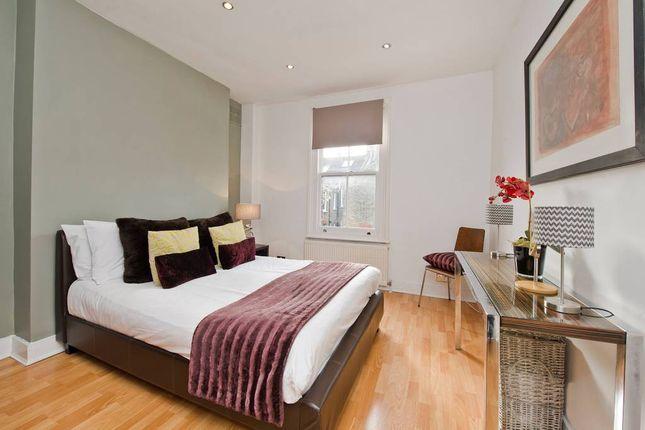 Thumbnail Flat to rent in Hawkstone Road, London