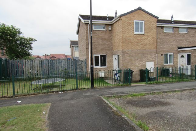 4 bed end terrace house for sale in Croasdale Gardens, Carcroft