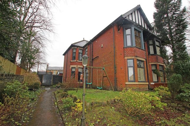 Thumbnail Semi-detached house for sale in Ashleigh Street, Darwen