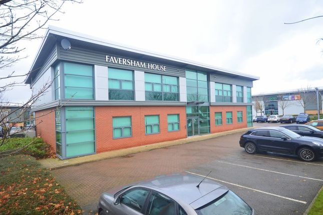 Thumbnail Commercial property to let in Old Hall Road, Bromborough, Wirral