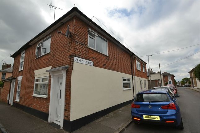 Thumbnail Flat to rent in James Street, Brightlingsea, Colchester, Essex