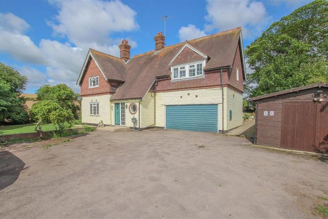 Thumbnail Detached house for sale in High Street, Cheddington, Leighton Buzzard