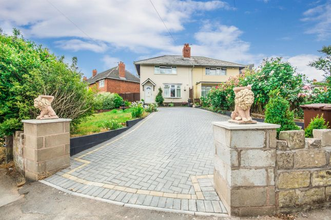 Thumbnail Semi-detached house for sale in Walstead Road West, Walsall