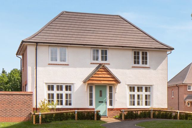 """Thumbnail Detached house for sale in """"Amberley"""" at Heol Rufus, Radyr, Cardiff"""