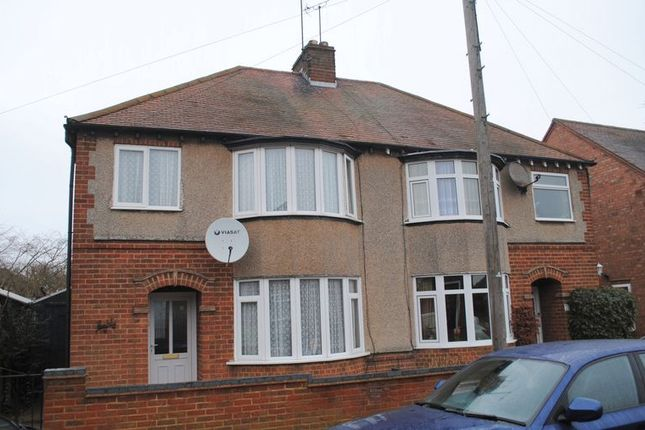 Thumbnail Semi-detached house for sale in Talbot Road, Rushden