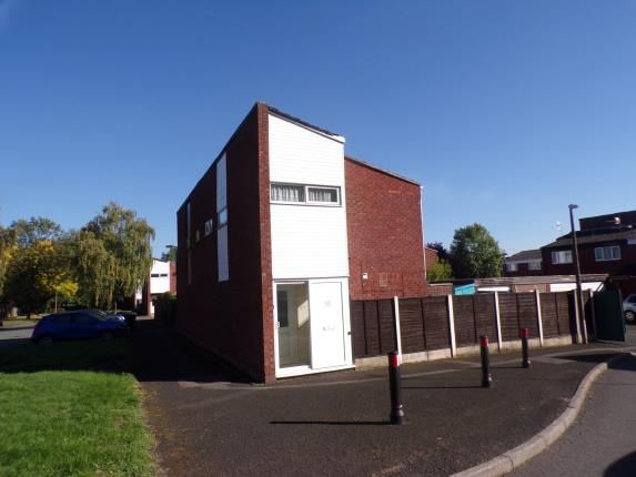 Thumbnail Semi-detached house for sale in Pembridge Close, Winyates West, Redditch, Worcestershire