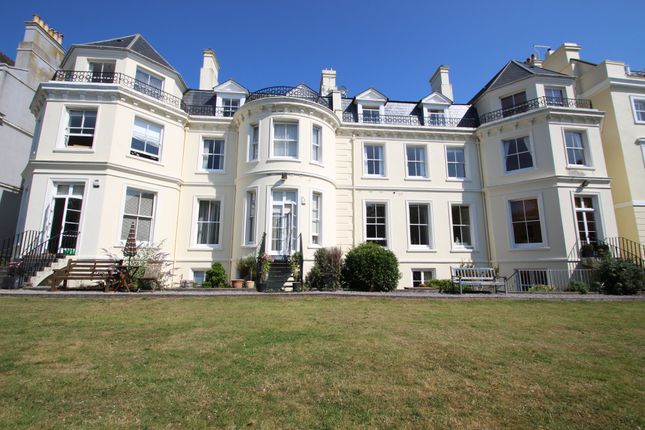 Thumbnail Flat to rent in Nelson Gardens, Stoke, Plymouth