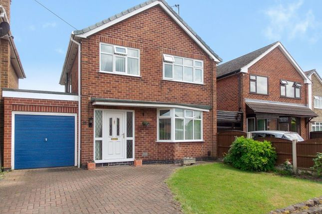 Thumbnail Detached house to rent in Erewash Grove, Toton
