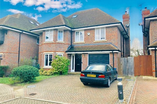 Thumbnail Detached house to rent in Northumberland Walk, Richings Park, Buckinghamshire