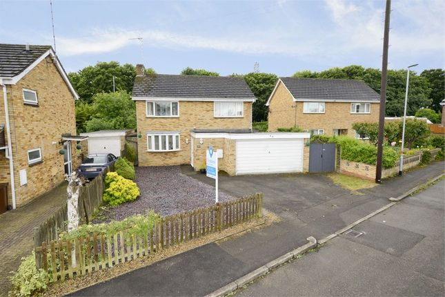 4 bed detached house for sale in Surrey Close, Corby, Northamptonshire