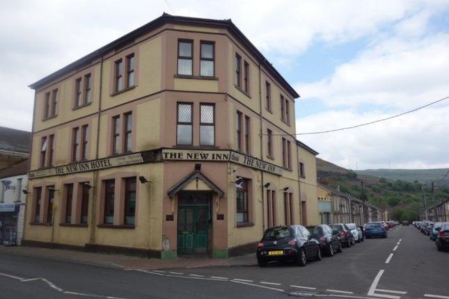 Thumbnail Lodge to rent in 15 Church Road, Ton Pentre