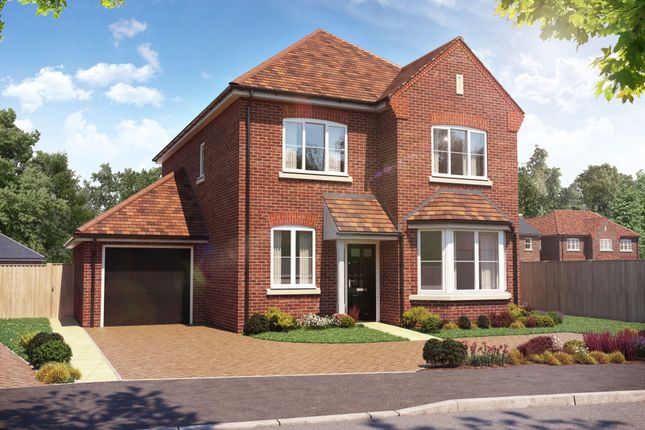 Thumbnail Detached house for sale in The Hawthorn, The Maltings, Benner Lane, West End, Surrey