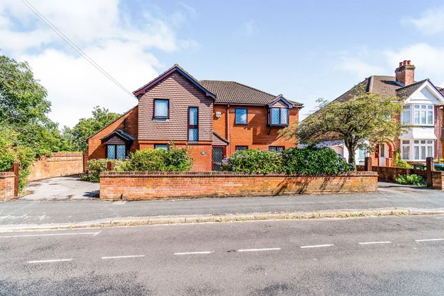 Thumbnail Detached house for sale in Hawthorn Road, Highfield, Southampton