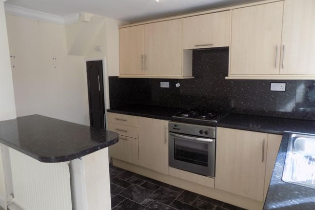 Thumbnail Terraced house to rent in Burwell Road, Middlesbrough