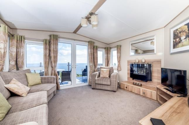 Mobile/park home for sale in Torquay Road, Shaldon, Teignmouth