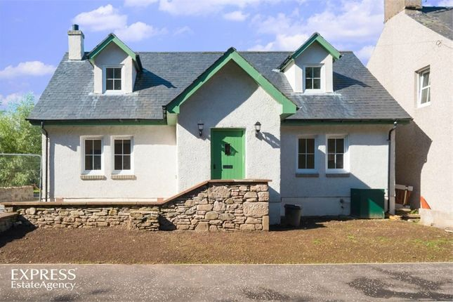 Thumbnail Detached house for sale in Charleston Village, Charleston, Forfar, Angus