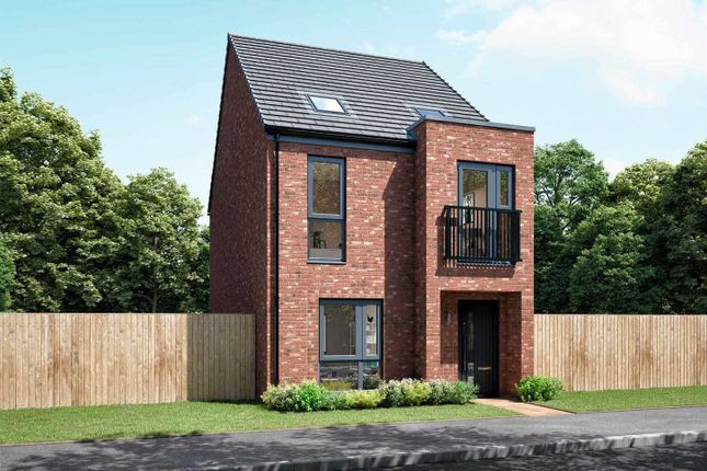 """Thumbnail Semi-detached house for sale in """"The Marsden"""" at Windy Nook Road, Windy Nook, Gateshead"""