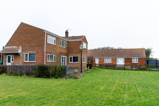 Detached house for sale in North Lane, Welwick, Hull