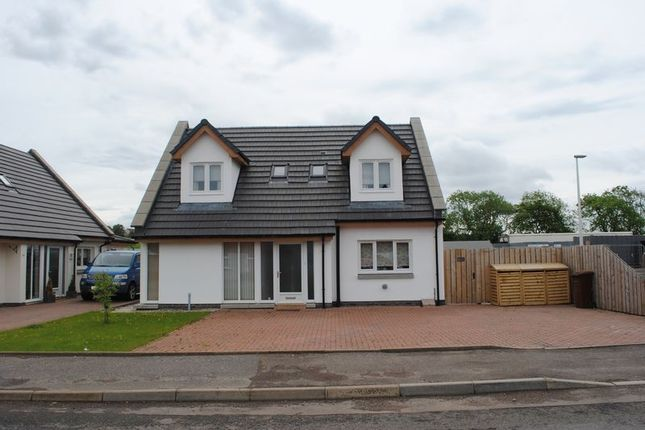 Thumbnail Detached house to rent in Goremire Road, Carluke