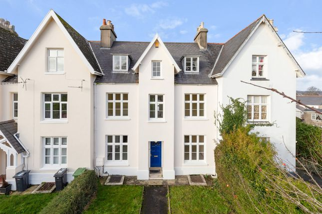 Thumbnail Terraced house for sale in Courtenay Park, Newton Abbot