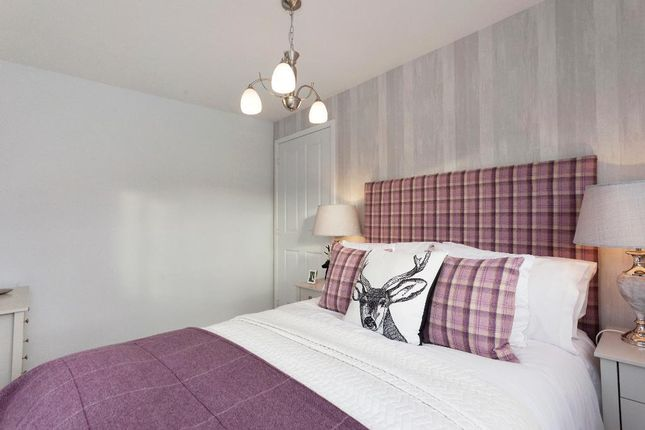 Bedroom of The Blair, Early Braes, Barlanark, Glasgow G33