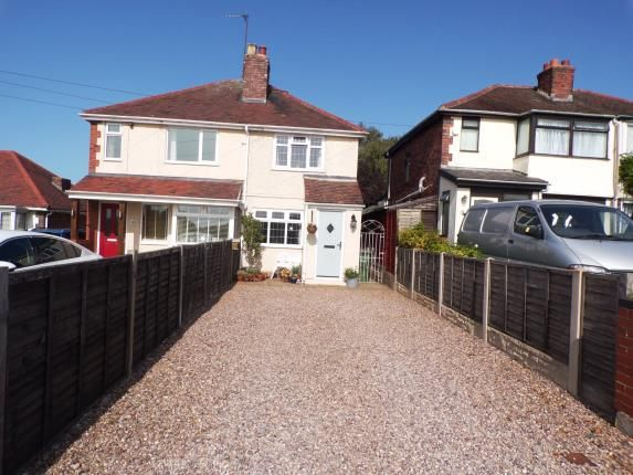 Thumbnail Semi-detached house for sale in Knowle Hill, Hurley, Atherstone