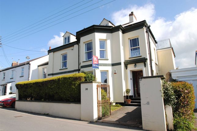 Thumbnail Hotel/guest house for sale in Wrafton Road, Braunton