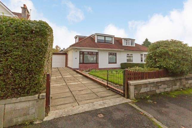 Thumbnail Bungalow for sale in Killearn Drive, Ralston, Paisley, Renfrewshire