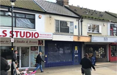 Thumbnail Retail premises to let in 2 Market Street, Swindon, Wiltshire