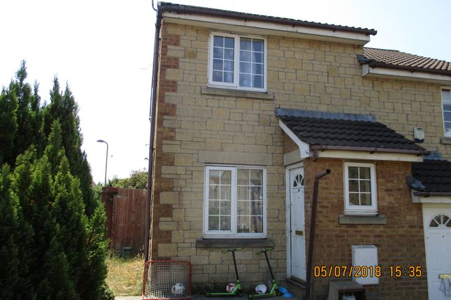 Thumbnail Semi-detached house to rent in Cwrt Nant Y Felin, Caerphilly