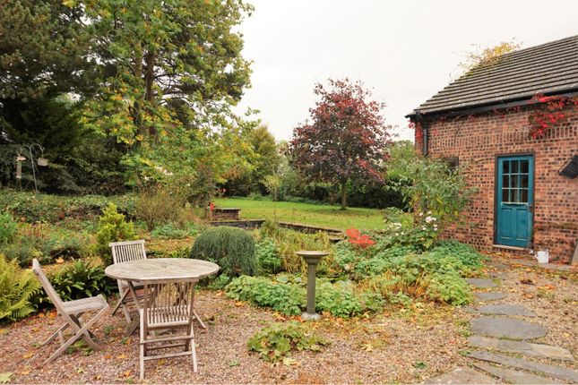 Cottage Garden of Horsemans Green, Whitchurch SY13
