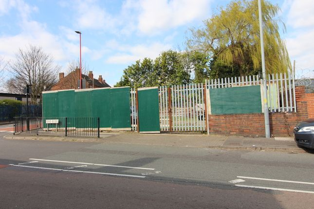 Thumbnail Land to let in Park Road, Hockley, Birmingham