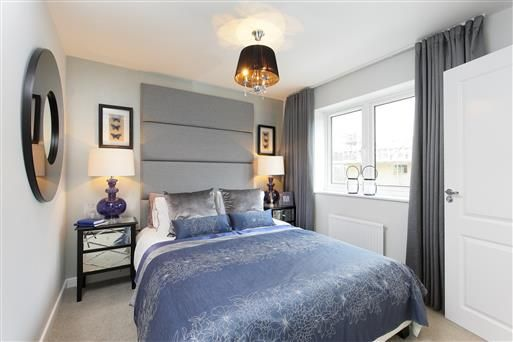 Thumbnail Link-detached house for sale in Cloverfields, Didcot