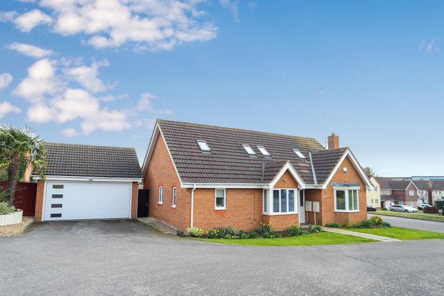 Thumbnail Detached house for sale in Brookend, Wootton, Northampton
