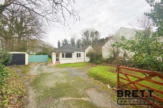 3 bed detached bungalow for sale in Burton Road, Houghton, Milford Haven, Pembrokeshire SA73